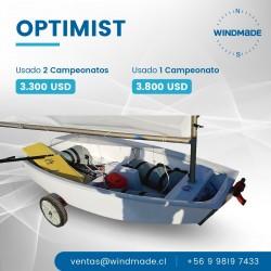 Optimist New Blue-Optiparts