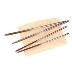 Set agujas para cabos
