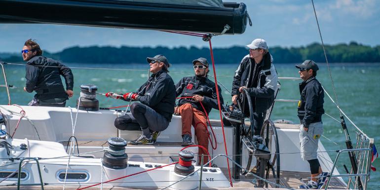 X-Yacht celebra su 40° aniversario en la Gold Cup 2019