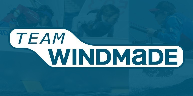 Team Windmade al mundial de optimist 2019
